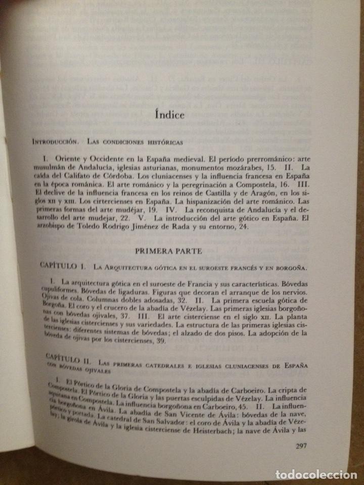 Libros de segunda mano: El arte gótico en España. Siglos XII y XIII (Elie Lambert) - Foto 5 - 235620765