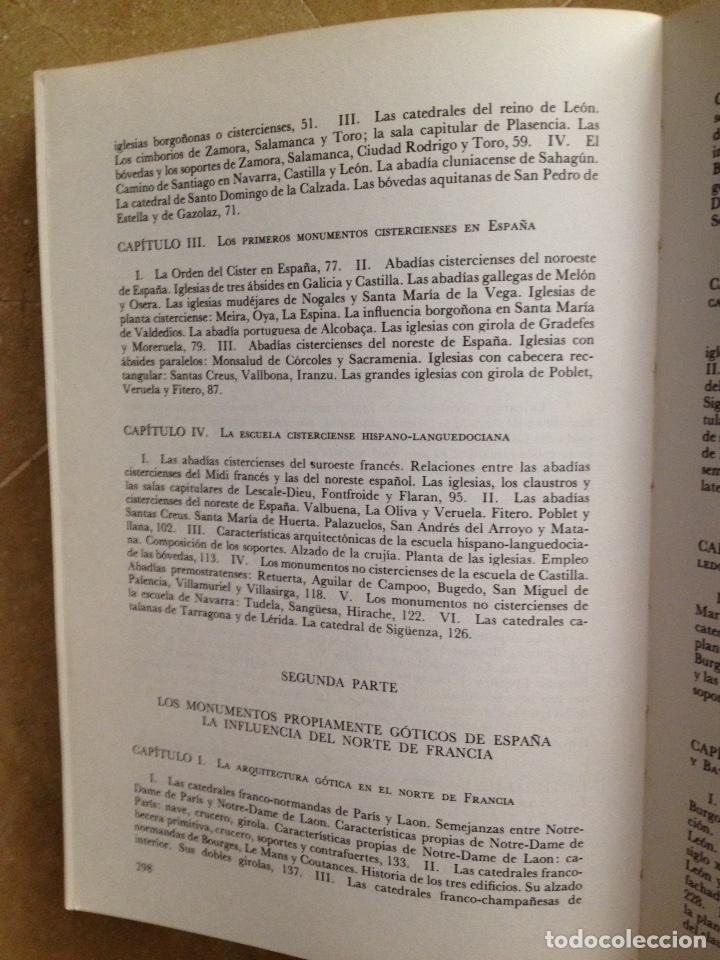 Libros de segunda mano: El arte gótico en España. Siglos XII y XIII (Elie Lambert) - Foto 6 - 235620765
