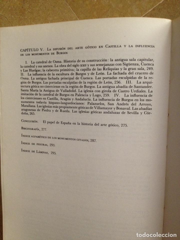 Libros de segunda mano: El arte gótico en España. Siglos XII y XIII (Elie Lambert) - Foto 8 - 235620765