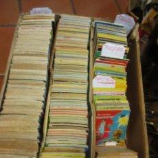 Libros de segunda mano: 139 NUMEROS DE LA COLECCION PULGA - VENDEMOS SUELTOS, 1€ UNIDAD, COMPRA MINIMA 6€, VER LISTADO. Lote 117160763