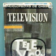 Libros de segunda mano: TELEVISION. ALFONSO LAGOMA. Lote 117284339