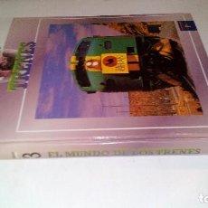Libros de segunda mano: EL MUNDO DE LOS TRENES-EDICIONES DEL PRADO 1998-VOLUMEN 3. Lote 117297911