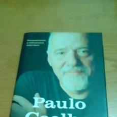Libros de segunda mano: COMO EL RÍO QUE FLUYE, PAULO COELHO, LIBRO Y CD. Lote 117332103