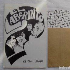 Libros de segunda mano: LIBRERIA GHOTICA. EL DRAC MAGIC. EL LABERINTO. ALEIX BADET. INSTRUCCIONES Y OBJETOS.1981. Lote 117380163
