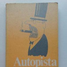 Libros de segunda mano: AUTOPISTA - PERICH - EDITORIAL ESTELA. Lote 117395863