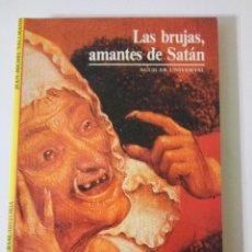 Libros de segunda mano: LAS BRUJAS, AMANTES DE SATÁN, DE JEAN MICHEL SALLMANN. Lote 117475147
