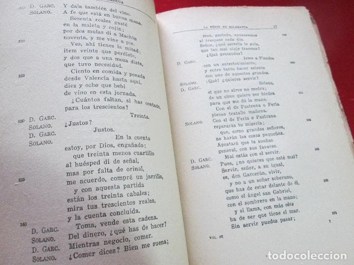Libros de segunda mano: libro-mira de amescua-teatro II-espasa calpe-1957--angel valbuena prat - Foto 3 - 117477275