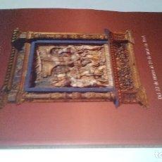 Libros de segunda mano: ESCULTURA DEL RENACIMIENTO EN ARAGÓN - AA.VV - MUSEO CAMÓN AZNAR - ZARAGOZA 1993. Lote 117487959