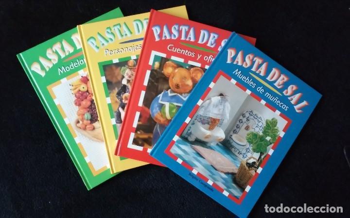 Libros de segunda mano: PASTA DE SAL. TALLER DE MANUALIDADES. 4 TOMOS. NICOLE KRAEHN Y BRIGITTE CASAGRANDA. HYMSA - Foto 2 - 117516895