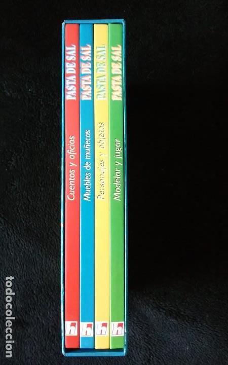 Libros de segunda mano: PASTA DE SAL. TALLER DE MANUALIDADES. 4 TOMOS. NICOLE KRAEHN Y BRIGITTE CASAGRANDA. HYMSA - Foto 3 - 117516895