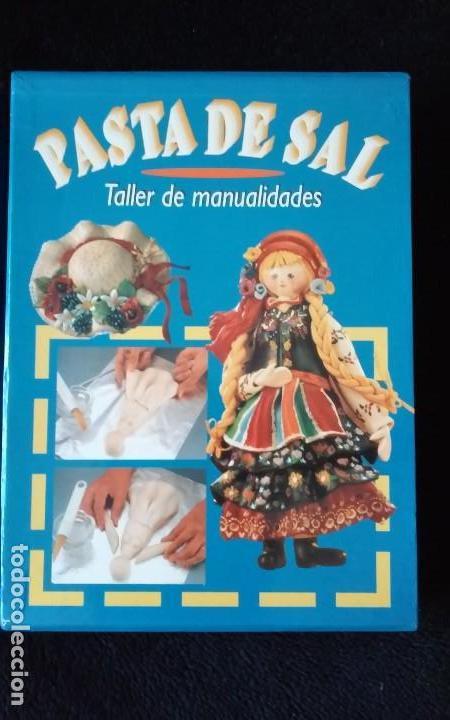 Libros de segunda mano: PASTA DE SAL. TALLER DE MANUALIDADES. 4 TOMOS. NICOLE KRAEHN Y BRIGITTE CASAGRANDA. HYMSA - Foto 4 - 117516895