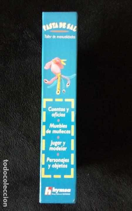 Libros de segunda mano: PASTA DE SAL. TALLER DE MANUALIDADES. 4 TOMOS. NICOLE KRAEHN Y BRIGITTE CASAGRANDA. HYMSA - Foto 5 - 117516895