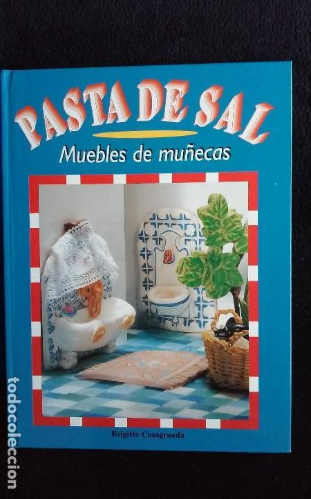 Libros de segunda mano: PASTA DE SAL. TALLER DE MANUALIDADES. 4 TOMOS. NICOLE KRAEHN Y BRIGITTE CASAGRANDA. HYMSA - Foto 6 - 117516895