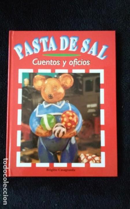 Libros de segunda mano: PASTA DE SAL. TALLER DE MANUALIDADES. 4 TOMOS. NICOLE KRAEHN Y BRIGITTE CASAGRANDA. HYMSA - Foto 8 - 117516895