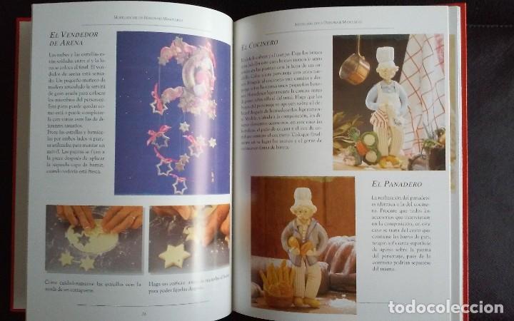 Libros de segunda mano: PASTA DE SAL. TALLER DE MANUALIDADES. 4 TOMOS. NICOLE KRAEHN Y BRIGITTE CASAGRANDA. HYMSA - Foto 9 - 117516895