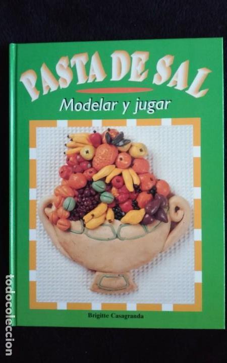 Libros de segunda mano: PASTA DE SAL. TALLER DE MANUALIDADES. 4 TOMOS. NICOLE KRAEHN Y BRIGITTE CASAGRANDA. HYMSA - Foto 10 - 117516895