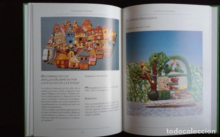 Libros de segunda mano: PASTA DE SAL. TALLER DE MANUALIDADES. 4 TOMOS. NICOLE KRAEHN Y BRIGITTE CASAGRANDA. HYMSA - Foto 11 - 117516895
