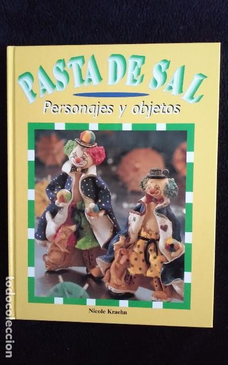 Libros de segunda mano: PASTA DE SAL. TALLER DE MANUALIDADES. 4 TOMOS. NICOLE KRAEHN Y BRIGITTE CASAGRANDA. HYMSA - Foto 12 - 117516895