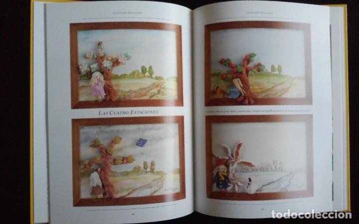 Libros de segunda mano: PASTA DE SAL. TALLER DE MANUALIDADES. 4 TOMOS. NICOLE KRAEHN Y BRIGITTE CASAGRANDA. HYMSA - Foto 13 - 117516895