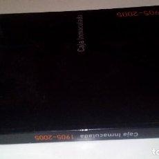 Libros de segunda mano: CAJA INMACULADA 1905-2005-CENTENARIO CAI - ZARAGOZA. Lote 117608991