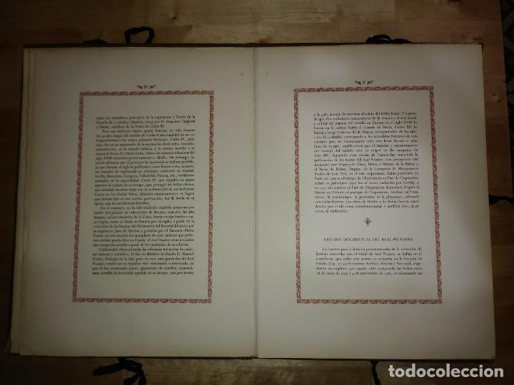Libros de segunda mano: REAL PICADERO: Láminas de equitación grabadas en el siglo XVIII - hípica - caballos - equitación - Foto 9 - 117618115