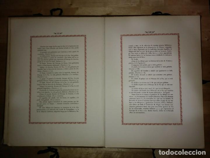 Libros de segunda mano: REAL PICADERO: Láminas de equitación grabadas en el siglo XVIII - hípica - caballos - equitación - Foto 13 - 117618115