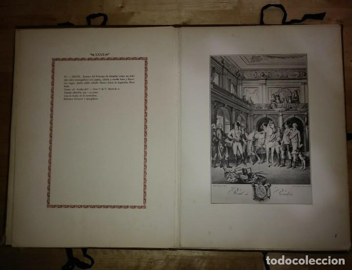 Libros de segunda mano: REAL PICADERO: Láminas de equitación grabadas en el siglo XVIII - hípica - caballos - equitación - Foto 23 - 117618115