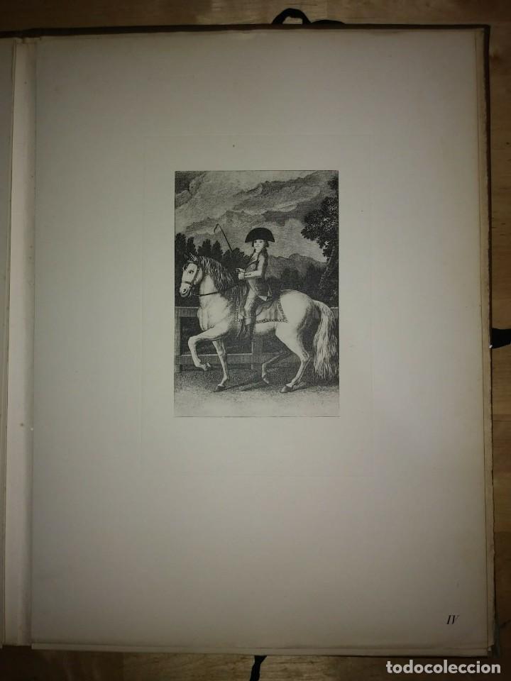 Libros de segunda mano: REAL PICADERO: Láminas de equitación grabadas en el siglo XVIII - hípica - caballos - equitación - Foto 39 - 117618115