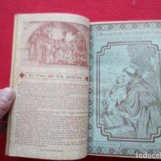Libros de segunda mano: TUBAL EL MENSAJERO DE SAN ANTONIO DE PADUA JULIO 1946 A JULIO 1948 22 CM 850 GRS. Lote 117618327