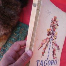 Libros de segunda mano: LIBRO CANARIO TAGORO..1000.EJEMPLARES SOLO...ESTE719. Lote 117660296