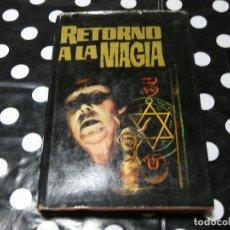 Libros de segunda mano: LIBRO RETORNO A LA MAGIA EDICIONES PETRONIO. Lote 117702331