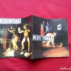 Libros de segunda mano: TUBAL BICICLETA 9 REVISTA DE POESIA PORTUGUESA 2008 300 GRS 20 CM. Lote 117710343