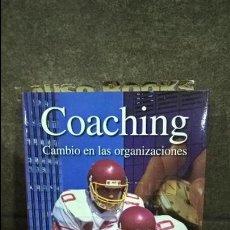 Libros de segunda mano: COACHING: CAMBIO EN LAS ORGANIZACIONES. FRANÇOISE KOURILSKY. PIRAMIDE 2005.. Lote 117717427