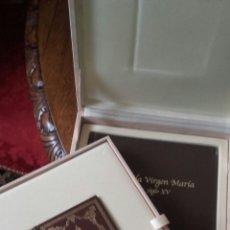 Libros de segunda mano: FACSÍMIL HORAS DE LA VIRGEN MARÍA ,FLANDES SIGLO XV(ENCUADERNADO EMILIO BRUGALLA). Lote 117731210