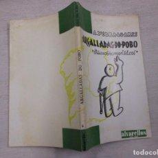 Libros de segunda mano: GALICIA - ARGALLADAS DO POBO GALEGO - YEBRA DE ARES - EDI ALVARELLOS LUGO 1977 SIN PAGINAR 19CM. . Lote 117767991