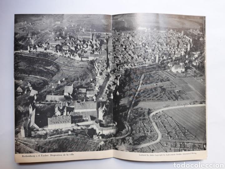 Libros de segunda mano: Libros Alemania Rothenburg ob Der Tauler GUIDE 1969 - Foto 5 - 117806928