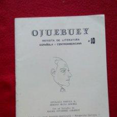 Libros de segunda mano: TUBAL OJUEBUEY 10 REVISTA DE LITERATURA 22 CM 250 GRS. Lote 117889563