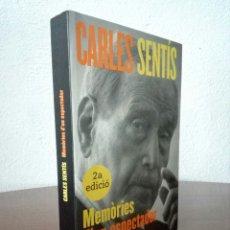Libros de segunda mano: MEMORIES D'UN ESPECTADOR - CARLES SENTÍS - LA CAMPANA. Lote 117904971