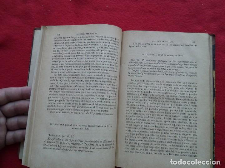 Libros de segunda mano: TUBAL 1875 ESTUDIOS PERICIALES TRATADO CRESPO Y POZAS LEONARDO 1ª ED 22 CM 266 PGS 400 GRS - Foto 4 - 117912619