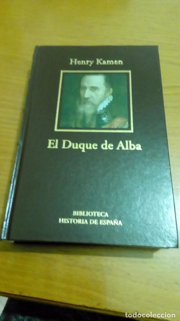 EL DUQUE DE ALBA, HENRY KAMEN, ILUSTRADO, NUEVO (Libros de Segunda Mano - Historia - Otros)