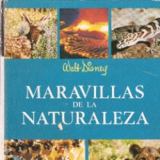 Libros de segunda mano: MARAVILLAS DE LA NATURALEZA, WALT DISNEY. RUTHERFORD PLATT. EDICIONES GAISA, S.A. VALENCIA (1967).. Lote 118088347