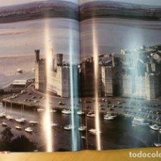 Libros de segunda mano: EUROPA DESDE EL AIRE. JAN MORRIS. Lote 118135795