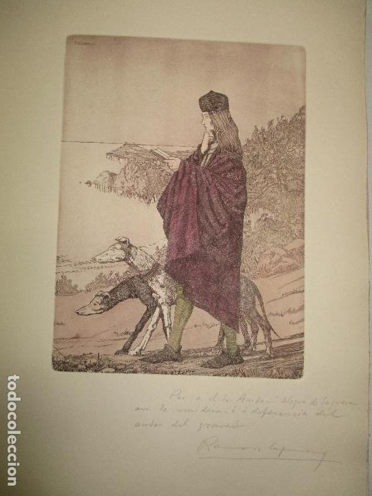 Libros de segunda mano: EL RUFIÁN DICHOSO. CERVANTES SAAVEDRA, Miguel de. 1956. AGUAFUERTES DE CAPMANY. BIBLIOFILIA. - Foto 4 - 118139299