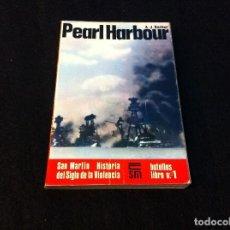 Libros de segunda mano: HISTORIA DEL SIGLO DE LA VIOLENCIA (BATALLAS LIBRO 1) PEARL HARBOUR.. Lote 118252079