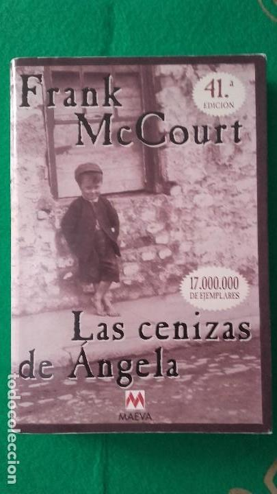 LAS CENIZAS DE ANGELA 41 EDICION (Libros de Segunda Mano - Historia - Otros)