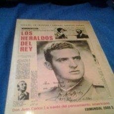 Gebrauchte Bücher - LOS HERALDOS DEL REY - MANUEL DE HEREDIA / MANUEL SANTOS - 118407999