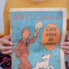 Libros de segunda mano: TUBAL ABC CIEN AÑOS DE COMIC 33 CM 300 GRS . Lote 118442711