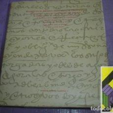 Libros de segunda mano: DUPLA DEL MORAL, ANA/ OTROS AUTORES: MADRID EN EL ARCHIVO HISTÓRICO DE PROTOCOLOS. Lote 118537835