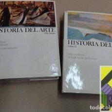 Libros de segunda mano: FAURE, ELIE: HISTORIA DEL ARTE (2 VOLS). I:ARTE ANTIGUO-MEDIEVAL-DEL RENACIMIENTO. .... Lote 118540363