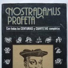 Livros em segunda mão: 005 NOSTRADAMUS PROFETA- DR. FREDERICK L BEYNON,. Lote 52135716